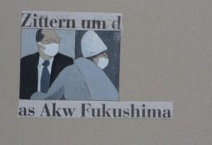 Zittern um das AKW in Fukushima